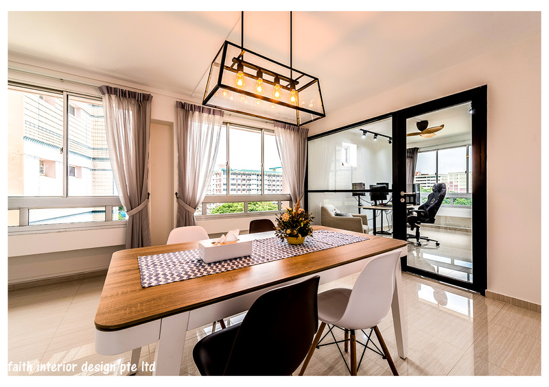HDB Executive Apartment : SCANDindulgence   HDB Home Renovation   Interior  Renovation And Design   House Renovation